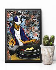 DJ Vintage 11x17 Poster lifestyle-poster-8