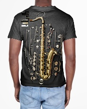Saxophone Details All-over T-Shirt aos-all-over-T-shirt-lifestyle-back-02