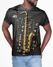 Saxophone Details All-over T-Shirt aos-all-over-T-shirt-lifestyle-front-04