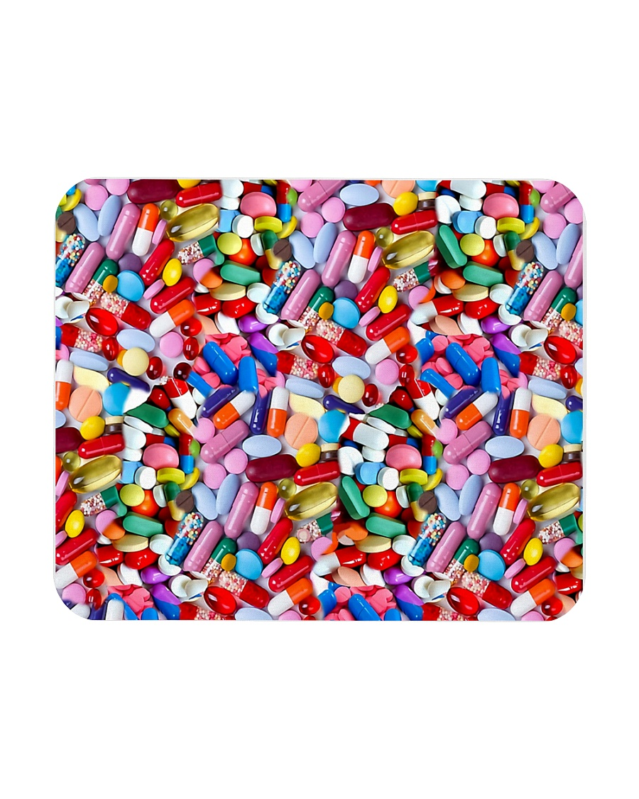 Pharmacist drugs Mousepad