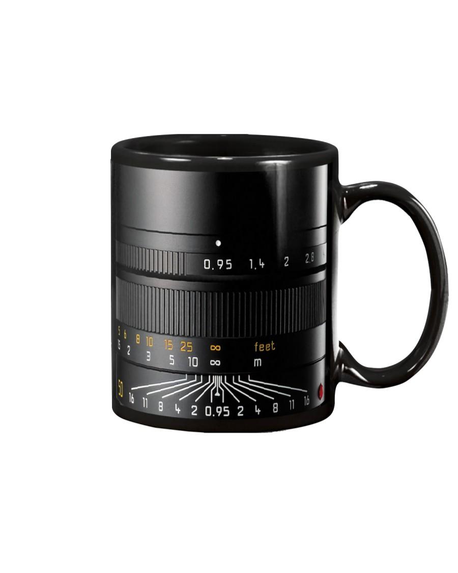 Photographer Detail Camera Mug