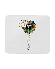 Physical Therapist Colorful Caduceus Mousepad thumbnail