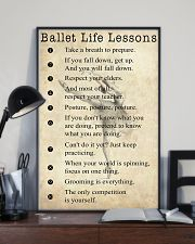 Ballet Life Lessons 11x17 Poster lifestyle-poster-2
