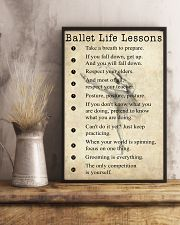 Ballet Life Lessons 11x17 Poster lifestyle-poster-3