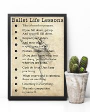 Ballet Life Lessons 11x17 Poster lifestyle-poster-8