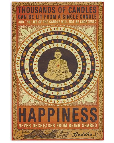 Yoga Happiness Never Decreases From Being Shared