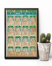 Cardiologist Can't miss ECG Findings 11x17 Poster lifestyle-poster-8