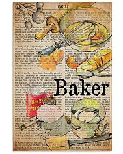 Baker Definition 11x17 Poster front