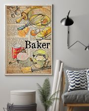 Baker Definition 11x17 Poster lifestyle-poster-1