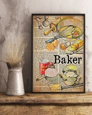 Baker Definition 11x17 Poster lifestyle-poster-3