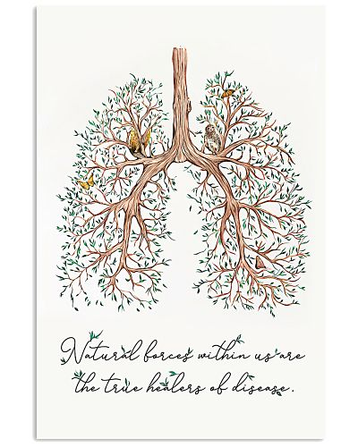 Respiratory Therapist Tree Lungs