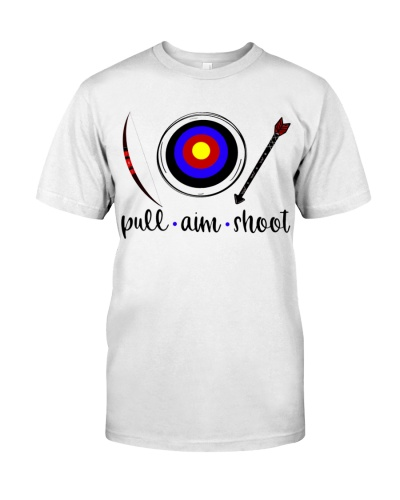 Archery Pull Aim Shoot