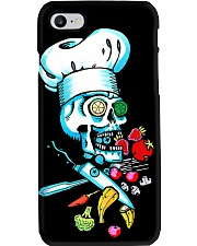 Chef Skull Phone Case i-phone-7-case