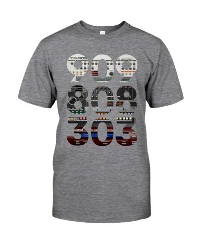 Synthesizer 909 808 303