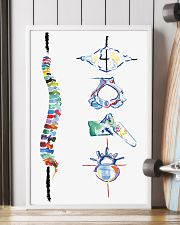 Chiropractor Spine Art 16x24 Poster lifestyle-poster-4