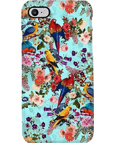 Parrot Floral