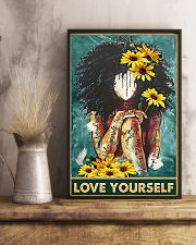 Social Worker Love Yourself 11x17 Poster lifestyle-poster-3
