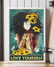 Social Worker Love Yourself 11x17 Poster lifestyle-poster-4