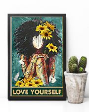 Social Worker Love Yourself 11x17 Poster lifestyle-poster-8