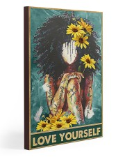 Social Worker Love Yourself 20x30 Gallery Wrapped Canvas Prints thumbnail