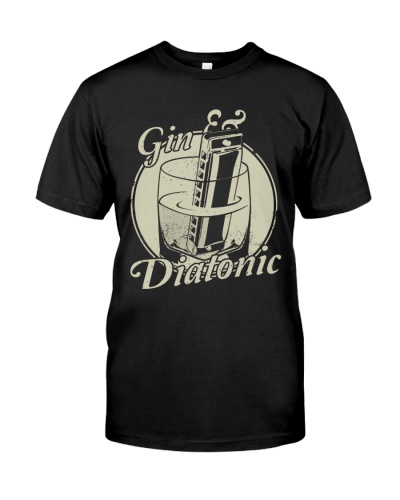 Gin Diatonic Harmonica