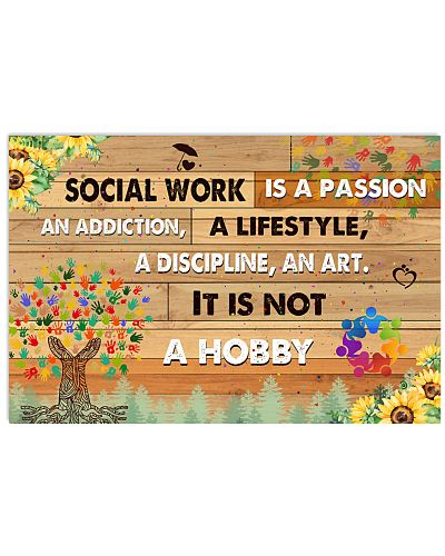 Social Work is a passion