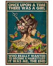 Hairdresser Once Upon A Time There Was A Girl 11x17 Poster front