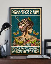 Hairdresser Once Upon A Time There Was A Girl 11x17 Poster lifestyle-poster-2