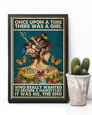 Hairdresser Once Upon A Time There Was A Girl 11x17 Poster lifestyle-poster-8
