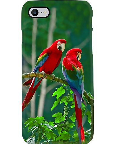 Parrot Family Phonecase