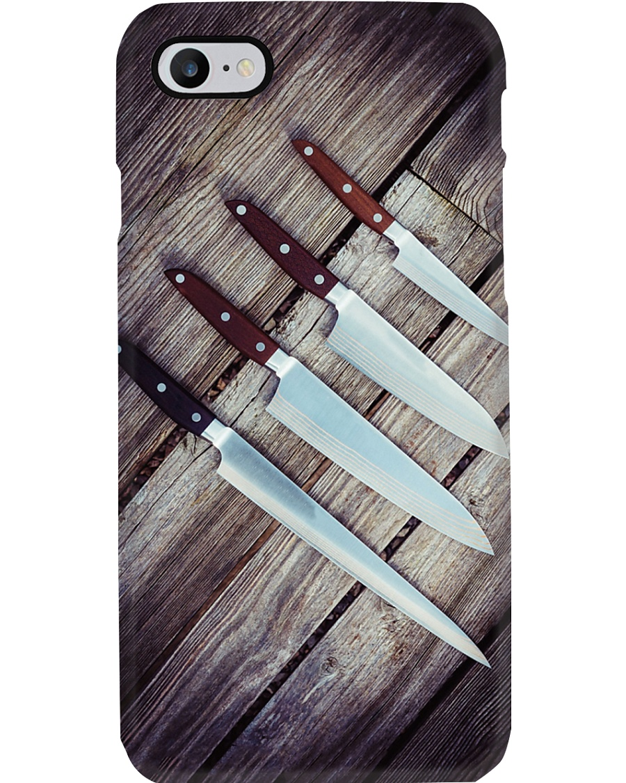 Chef Knives Phone Case