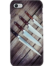 Chef Knives Phone Case i-phone-7-case