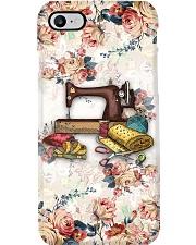 Beautiful Flower Sewing Machine   Phone Case i-phone-7-case