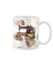 Beautiful Flower Sewing Machine   Mug thumbnail