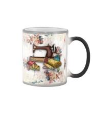 Beautiful Flower Sewing Machine   Color Changing Mug thumbnail
