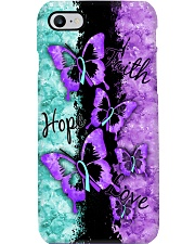 Suicide Prevention Faith Hope Love Phone Case i-phone-7-case
