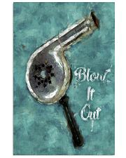 Blow It Out Hairdresser 11x17 Poster front