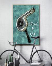 Blow It Out Hairdresser 11x17 Poster lifestyle-poster-7
