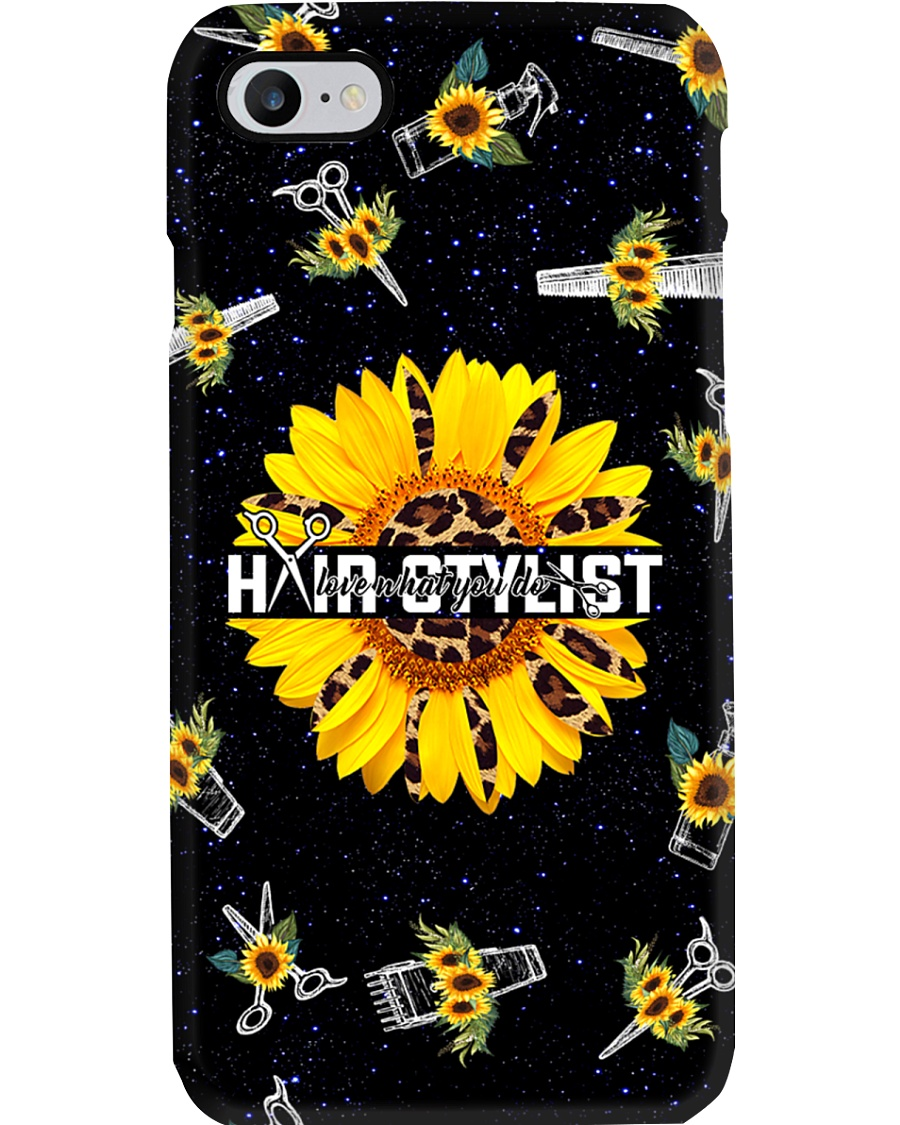 Love What You Do Hairdresser Phone Case