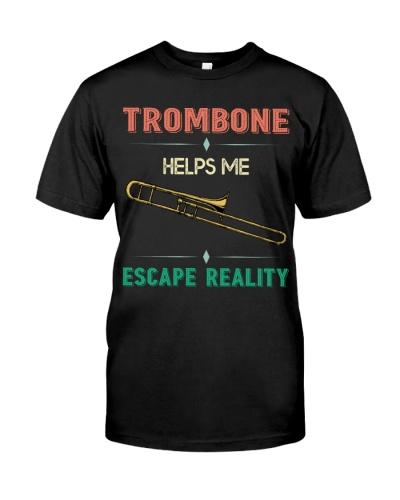 Trombone Escape Reality
