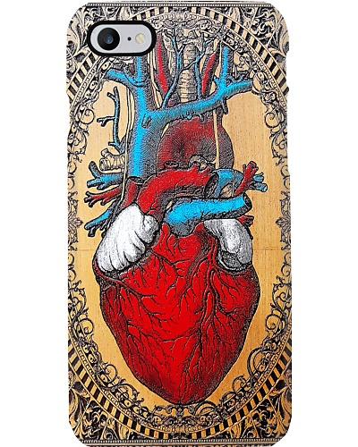 Physician Assistant Heart Unique Pattern