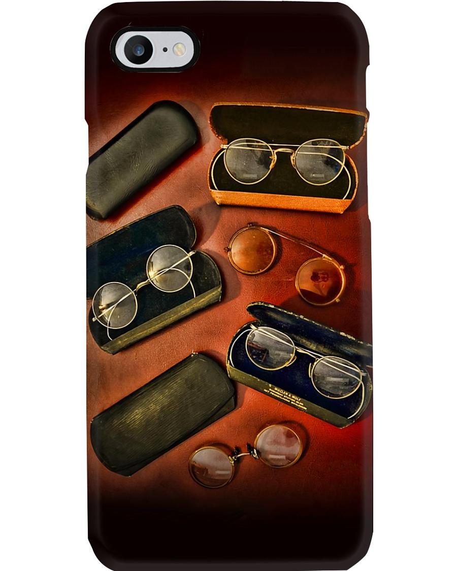 Optometrist Vintage Glasses Phone Case