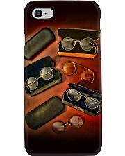 Optometrist Vintage Glasses Phone Case i-phone-7-case
