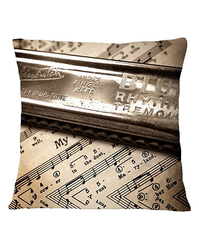 Vintage Harmonica Music Line