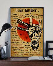 Hairdresser Hair Hustler 11x17 Poster lifestyle-poster-2