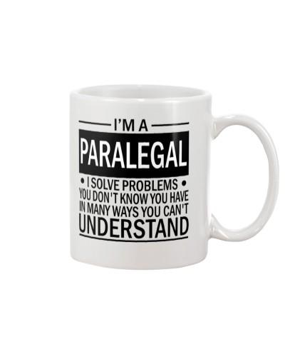 I'm A Paralegal