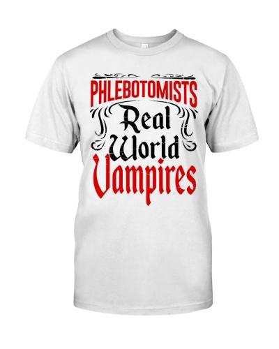 Phlebotomist Real World Vampires