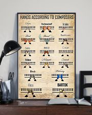 Piano Hands According To Composers 11x17 Poster lifestyle-poster-2