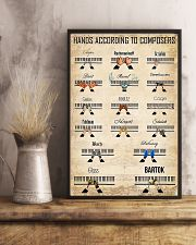 Piano Hands According To Composers 11x17 Poster lifestyle-poster-3