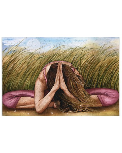 Yoga Girl Natural Practice